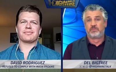 "AoLF's Pro-Health Freedom ""Operation Grocery Store"" Featured on The Highwire with Del Bigtree"